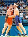 Rulon Gardner vs Sergei Mureiko, Athens 2004.jpg