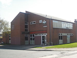 Rumney, Cardiff - Rumney Library