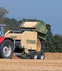 Etwas Neues genug Ballenpresse (Landwirtschaft) – Wikipedia @NG_31