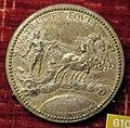 Rutilio gaci, medaglia di filippo IV di spagna, febo su quadriga, arg.JPG