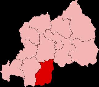 Butare Province former province of Rwanda