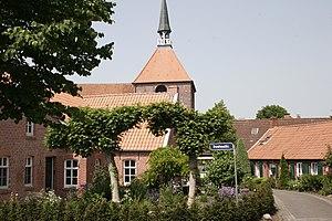 Rysum - The village of Rysum