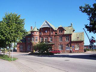 Sölvesborg Place in Blekinge, Sweden