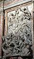 S.m. del carmine, int., cappella corsini, g.b. foggini, s.andrea corsini guida i fiorentini alla battaglia di anghiari, 1685-87.JPG