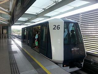 Light Rail Transit (Singapore) The light metro component of Singapores rail network
