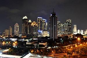 자카르타: SCBD, Jakarta