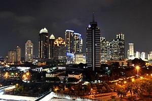 Jakarta: SCBD, Jakarta