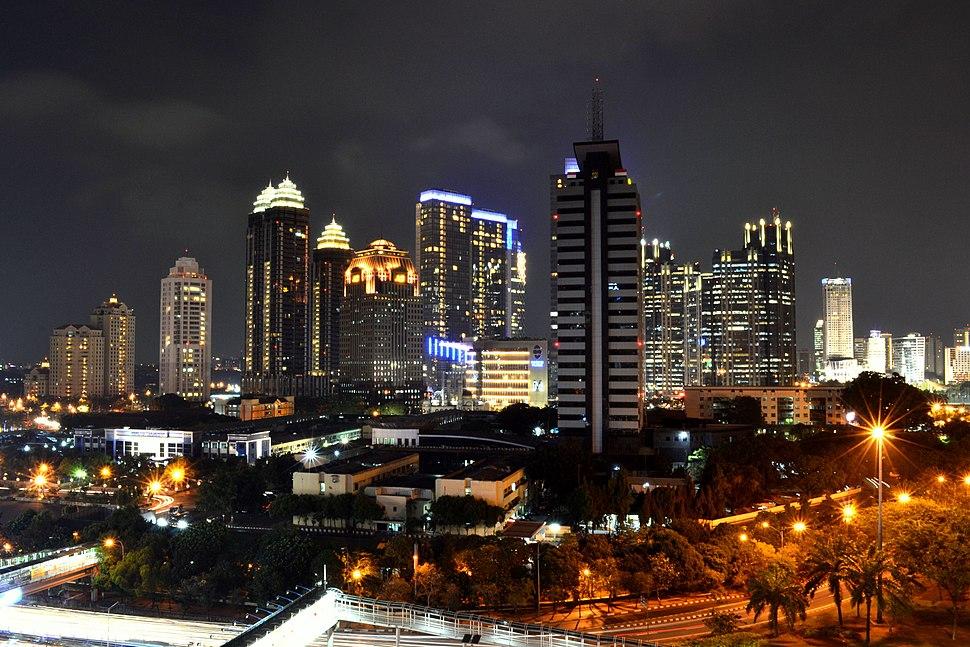 SCBD, Jakarta