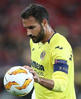 Mario Gaspar Pérez Spanish footballer