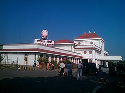 SNSI Sainagar Shirdi Railway Station.jpg