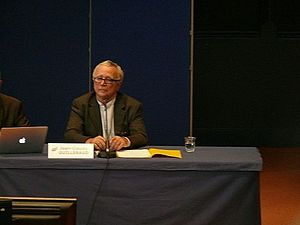 Jean-Claude Guillebaud - Image: SSF2014 Jean Claude Guillebaud 1
