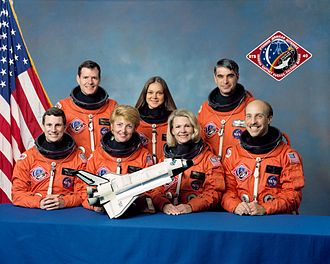 STS-40 - Image: STS 40 crew