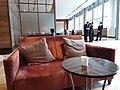 SZ 羅湖 Luohu 深圳君悦酒店 Grand Hyatt Shenzhen lobby sofa red seats August 2018 SSG.jpg