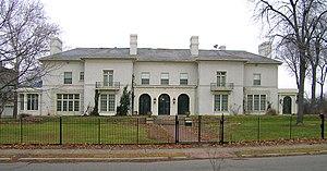 S. S. Kresge - Kresge's house in Detroit's Boston-Edison Historic District.