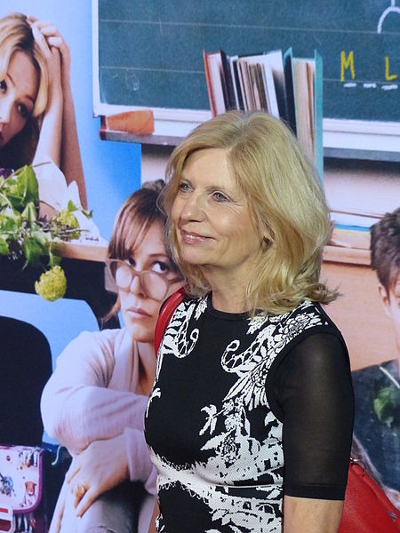 "File:Sabine Postel - Premiere ""Frau Müller muss weg"".JPG"