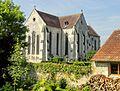 Saint-Jean-aux-Bois (60), église abbatiale, vue depuis le nord-est 2.jpg