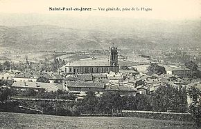 Saint-Paul-en-Jarez