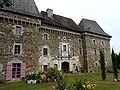 Saint-Pierre-de-Frugie château Frugie logis sud-ouest (1).JPG