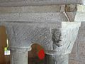 Saint-Savin (65) abbaye chapiteaux salle capitulaire (1).JPG