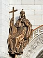 Saint Helena of Constantinople by Nikolay Ramazanov, replica by Dmitry Tugarinov 1.jpg