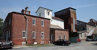 Saint Michaels Mill - Image: Saint Michaels Mill