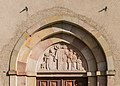 Saints Stephen ans Blaise church in Le Monastere 11.jpg