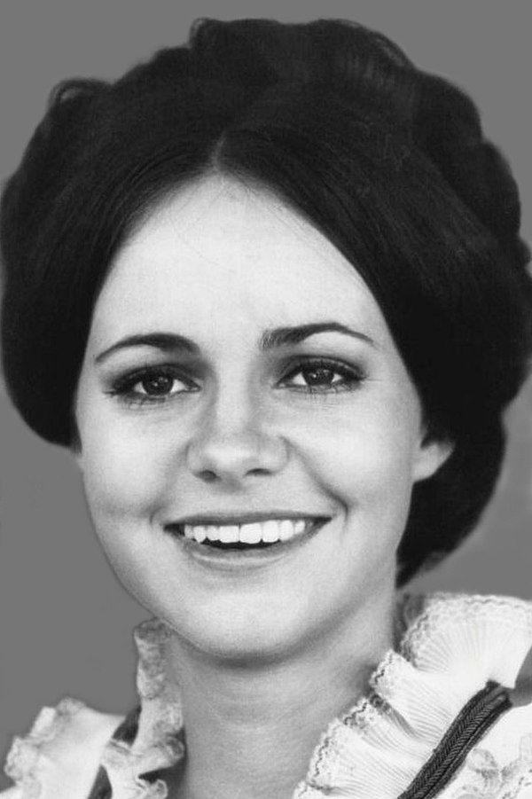 Photo Sally Field via Wikidata