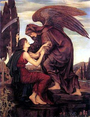 Samael - Image: Samael (Angel of Death) Personification
