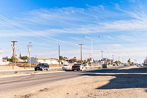 San Quintín, Baja California - Image: San Quintin BC Mexico