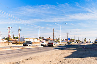 San Quintín, Baja California Place in Baja California, Mexico