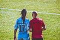 San lorenzo rosario central futbol femenino titi nicola 09.jpg