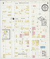 Sanborn Fire Insurance Map from Lexington, Sanilac County, Michigan. LOC sanborn04079 005-1.jpg