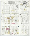 Sanborn Fire Insurance Map from Manville, Niobrara County, Wyoming. LOC sanborn09769 001-1.jpg