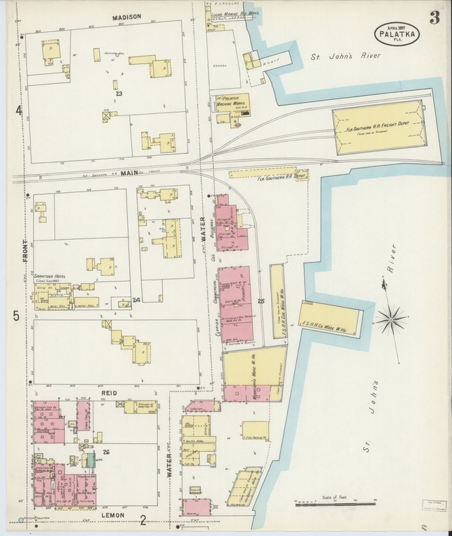 File:Sanborn Fire Insurance Map from Palatka, Putnam ...