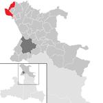 Sankt Georgen near Salzburg in the SL.png district