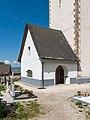 Sankt Margareten im Rosental Pfarrkirche hl Margaretha Vorhalle 09052018 3179.jpg