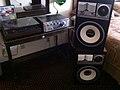 Sansui SP-Z6 4-way 4-speaker system pair with Hi-Fi audio set (2011-06-02 16.13.57 @pxhere 355429).jpg