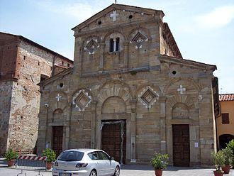 Cascina - Pieve di Santa Maria in Cascina