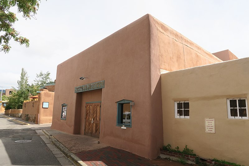 File:Santa Fe Playhouse, Santa Fe NM.jpg