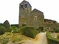 Santa Maria de Serrabona des del parc botànic.jpg