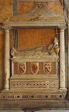 Santa Maria in Aracoeli; Grabmal Giovanna Aldobrandeschi