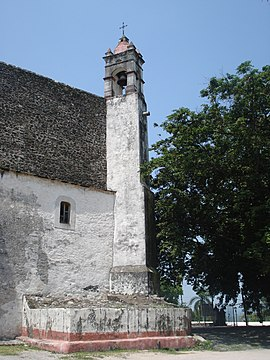 Santo Domingo de German, Oaxtepec, Morelos, Mexico.jpg