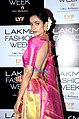Sarah-Jane Dias on Lakme Fashion Week 2016 red carpet – Day 2 (12).jpg