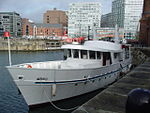 Sarinda at Canning Half-tide Dock, Liverpool.JPG