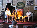 SatchmoFest 2010 Treme Panel Palm Court.JPG
