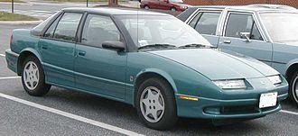 Saturn Corporation - 1991-1995 Saturn S-Series