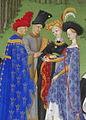 Scène de fiançailles - Avril - Très Riches Heures du duc de Berry (f.4).jpg