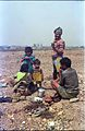 Scavenger Family - Science City Site - Dhapa - Calcutta 1993-02-27 284.JPG
