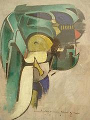 Peinture IV – Abstraction mécanique