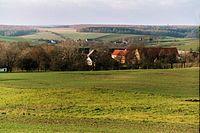 Schellbach (Gutenborn), view to Schellbach and Lonzig.jpg